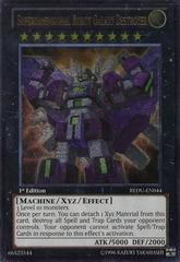 Superdimensional Robot Galaxy Destroyer - REDU-EN044 - Ultimate Rare - Unlimited Edition