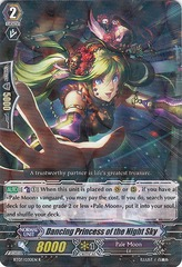 Dancing Princess of the Night Sky - BT07/030EN - R on Channel Fireball