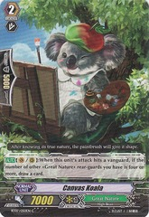 Canvas Koala - BT07/050EN - C on Channel Fireball
