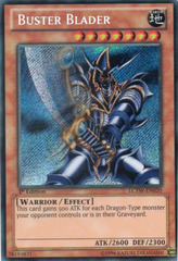 Buster Blader - LCYW-EN020 - Secret Rare - 1st Edition