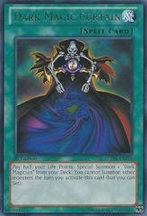 Dark Magic Curtain - LCYW-EN079 - Rare - 1st Edition