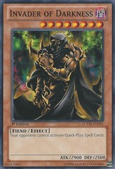 Invader of Darkness - LCYW-EN251 - Common - 1st Edition