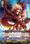 Knight of Endurance, Lucan - PR/0007EN - PR