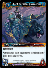 Lord Kur'talos Ravencrest