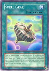 Spell Gear - LODT-EN049 - Common - 1st Edition