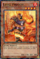 Laval Phlogis - DT07-EN015 - Parallel Rare - Duel Terminal on Channel Fireball