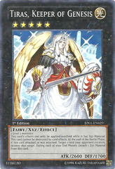 Tiras, Keeper of Genesis - BP01-EN029 - Starfoil Rare - Unlimited Edition
