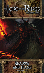 The Lord of the Rings: The Card Game 2-6 Shadow and Flame