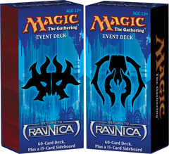 Return to Ravnica Event Decks: Set of Two on Channel Fireball