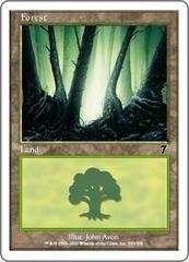 Forest (330) - Foil