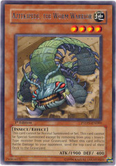 Aztekipede, The Worm Warrior - PTDN-EN089 - Rare - 1st Edition