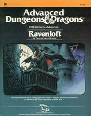 AD&D I6: Ravenloft 9075