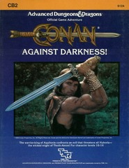 AD&D: CB2 Conan: Against Darkness! 9124