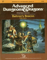 AD&D I7: Baltron's Beacon 9152