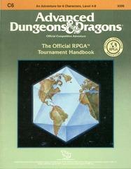 The Official RPGA Tournament Handbook