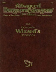 AD&D PHBR4 - The Complete Wizard's Handbook 2115
