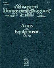 AD&D2E DMGR3 - Arms and Equipment Guide 2123