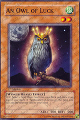 An Owl of Luck - PGD-073 - Common - 1st Edition on Channel Fireball
