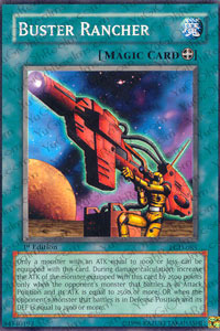 Buster Rancher - PGD-085 - Common - 1st Edition