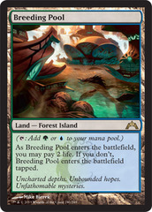 Breeding Pool - Foil on Channel Fireball