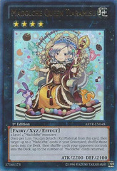 Madolche Queen Tiaramisu - ABYR-EN048 - Ultra Rare - Unlimited Edition