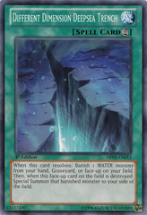 Different Dimension Deepsea Trench - ABYR-EN052 - Common - Unlimited Edition on Channel Fireball