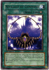 Necklace of Command - RDS-EN040 - Rare - 1st Edition