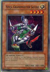 Ninja Grandmaster Sasuke - SOD-EN019 - Rare - 1st Edition
