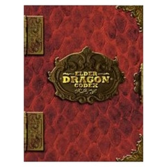 9 Pocket Portfolio Elder Dragon Codex - Red