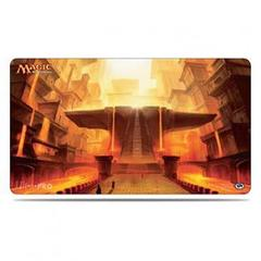 Gatecrash Sacred Foundry Play Mat for Magic