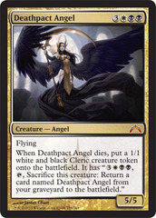 Deathpact Angel - Foil on Channel Fireball