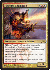 Foundry Champion - Foil