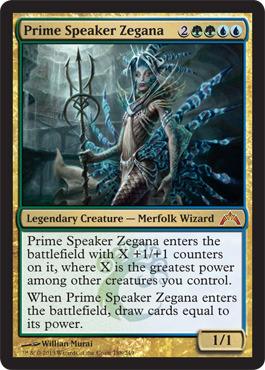 Prime Speaker Zegana