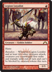Legion Loyalist on Channel Fireball