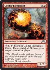Cinder Elemental - Foil