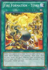 Fire Formation - Tenki - CBLZ-EN059 - Common - 1st Edition