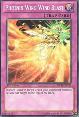 Phoenix Wing Wind Blast - SDOK-EN033 - Common - 1st Edition