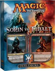 Duel Decks: Sorin vs. Tibalt