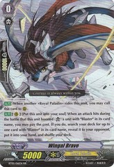 Wingal Brave - BT05/016EN - RR on Channel Fireball