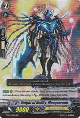 Knight of Nullity, Masquerade - BT05/018EN - RR