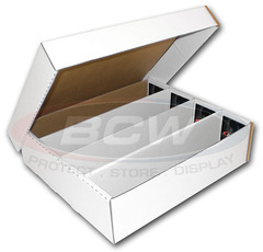 3200 Ct Storage Box  (BCW)
