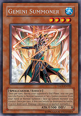 Gemini Summoner - TAEV-EN000 - Secret Rare - 1st Edition
