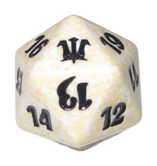 Magic Spindown Die - Innistrad - White