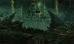 Artists of Magic Playmat - The Dead City