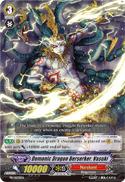 Demonic Dragon Berserker, Vasuki - PR/0035EN - PR