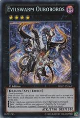 Evilswarm Ouroboros - HA07-EN065 - Secret Rare - 1st