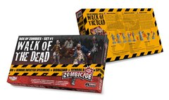Zombicide: Box of Zombies - Set #1 Walk of the Dead