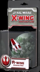 Star Wars: X-Wing Miniatures Game - A-Wing