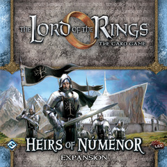 The Lord of the Rings: The Card Game - Heirs of Númenor