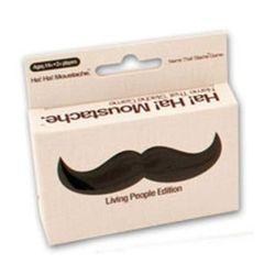 Moustache, Ha ha